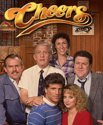 Mike Is on the First Episode of Cheers Cast! | Radio vs  the