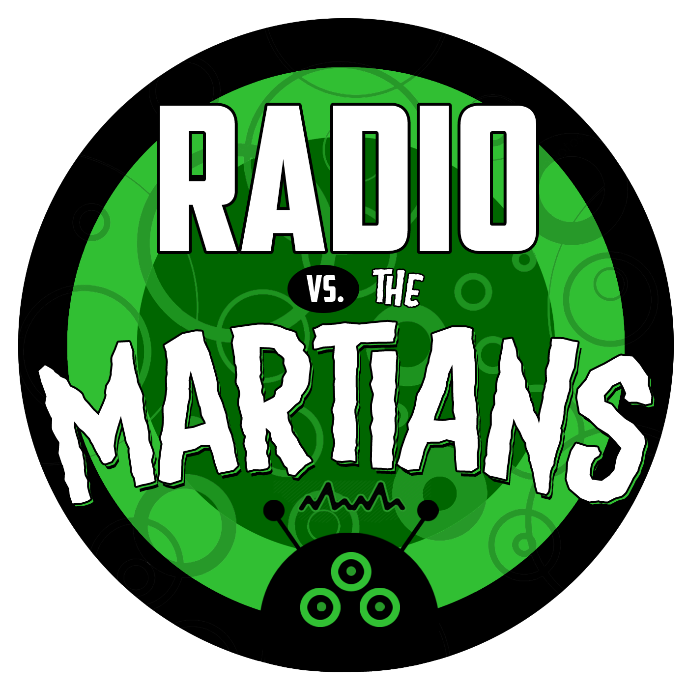 Radio vs. the Martians!